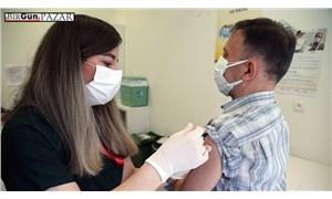 'En iyi aşı ulaşılabilen aşıdır'