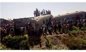 Mısır'da tren faciası: 11 ölü, 98 yaralı