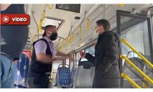 Sancaktepe'de İETT şoföründen darp isyanı