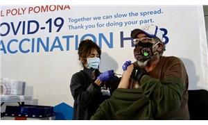 ABD'de yetişkinlerin yüzde 50.4'ü bir doz Covid-19 aşısı oldu