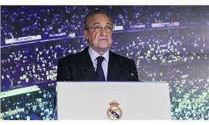 Avrupa Süper Ligi'nin Başkanı Florentino Perez: Daha çok para kazanacağız