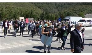 CHP'den Göcek Tüneli'ndeki fahiş fiyatlara karşı eylem