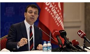 İmamoğlu'ndan Kanal İstanbul açıklaması: Israr edilmesinin tek sebebi para