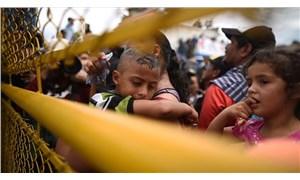 Meksika'dan ABD'ye geçmeye çalışan çocuk sayısı 2021'de 9 kat arttı