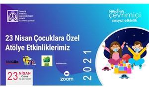 MMO, 23 Nisan'da çocuklara özel çevrim içi atölyeler düzenliyor