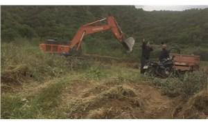 Otoyol için tarım arazileri talan edilen köylüler: Elimizde olan tek şey toprağımız, onu da almak istiyorlar