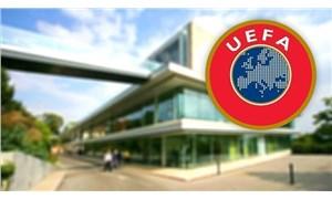 UEFA'ya bağlı 55 üye ülke federasyonu, 'Avrupa Süper Ligi'ni kınadı