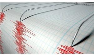 Datça'da 4.2 büyüklüğünde deprem