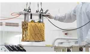 NASA, Mars'ta oksijen üretti