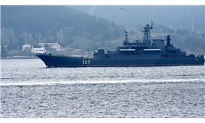 Rusya'dan 10 bin asker ve 40 savaş gemisiyle Kırım'da tatbikat