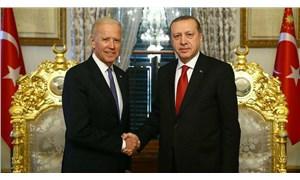 Biden ile Erdoğan arasında ilk telefon görüşmesi
