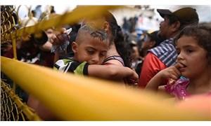 Meksika, göçmen çocukları korumak için güney sınırında önlemleri artıracak