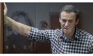 Navalnıy açlık grevini sonlandırdı