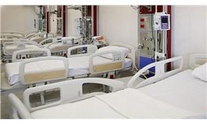 Bakanlık bürokratı, özel hastanelerden 'rica minnetle' yatak talep etti!