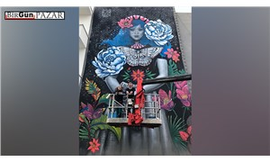 Kathrina'dan Frida'ya  görsel mektuplar