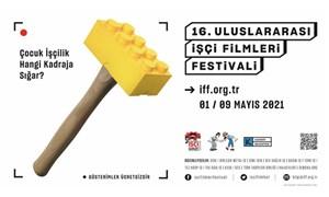 16. Uluslararası İşçi Filmleri Festivali 1 Mayıs'ta başlıyor