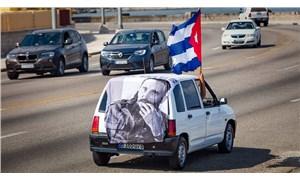 "ABD'de 50 şehirde protesto: ""Küba'ya ambargolar kalksın!"""