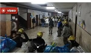 Israrlara rağmen aşı dahi yapılmayan maden işçileri: Madende virüse karşı sıfır önlem