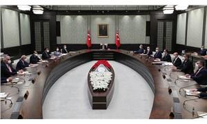 """Kabine, Erdoğan başkanlığında toplandı: Gündemde """"tam kapanma"""" var"""