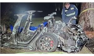 Ölümlü kaza sonrası Tesla'dan yeni açıklama: Sürücü koltuğu boş değildi