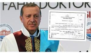 Erdoğan'ın geçici mezuniyet belgesini imzalayan isim hakkında YÖK, 2009'da 'öğretim üyeliği yapamaz' kararı vermiş