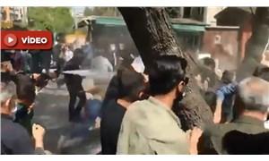 Ankara'da 1 Mayıs açıklamasına müdahale: 'Polis, hakaretlerle provokasyon yaratıp saldırdı!'