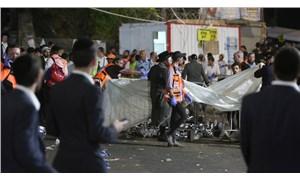 İsrail'de Lag BaOmer Bayramı kutlamalarında izdiham: 44 can kaybı