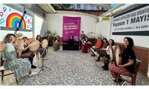 Koro Mor'dan dört dilde 1 Mayıs marşı: Özgür düşler için