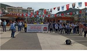 Narlıdere'de 1 Mayıs kutlandı