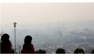 Okul bölgelerinde hava kirliliği, sınırın 2 kat üzerinde