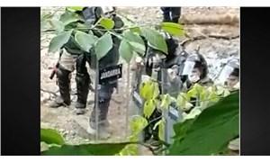 İkizdere'de Cengiz İnşaat'ın talan projesine karşı yaşam alanını savunan köylüler gözaltına alındı!