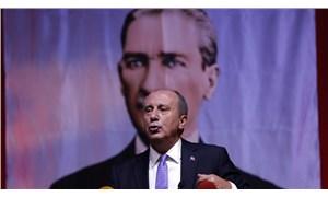 Kulis: Muharrem İnce'nin partisinin sloganı, logosu ve kuruluş tarihi netleşti