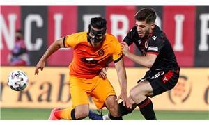 Galatasaray, Gençlerbirliği'ni iki golle geçti