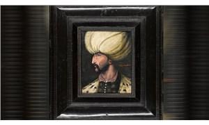 İmamoğlu duyurdu: Kanuni Sultan Süleyman portresi İBB'ye bağışlandı