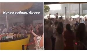 Antalya'da korona partisinin yapıldığı otel kapatıldı