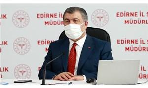 Sağlık Bakanı Koca'dan yaz hedefi: 18 ve 40 yaş üstünü aşılayacağız