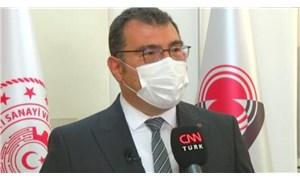 TÜBİTAK Başkanı Mandal: Ağustos ayında 2 yerli virüs ilacı kullanıma girecek