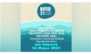 BIFED 2021'in başvuru süresi uzatıldı
