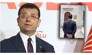 Ekrem İmamoğlu'na 'türbede ellerini arkadan bağlamak'tan inceleme!
