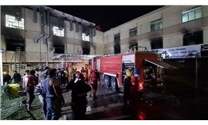 Irak Sağlık Bakanı 82 kişinin can verdiği hastane yangınının ardından istifa etti
