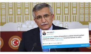 AKP'li vekilin mesajları ortaya çıktı: Fethullah Gülen hocamıza hürmet ve selam