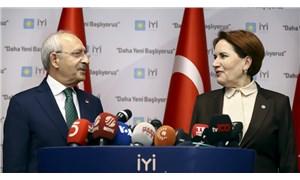 Kılıçdaroğlu '128 milyar dolar ve damat nerede?' diye sordu, Akşener yanıt verdi
