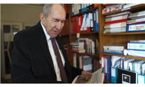 Gazeteci-yazar Altan Öymen, 10 bin kitabını ve arşivini Beşiktaş Belediyesi'ne bağışladı