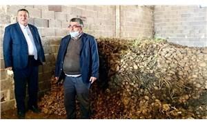 Gürer: En az 100 binton patates çürüdü