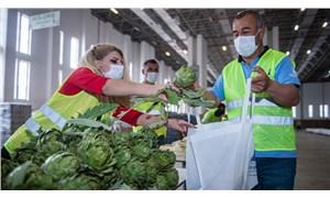 İzmir Büyükşehir Belediyesi'den üretici ve dar gelirli ailelere destek