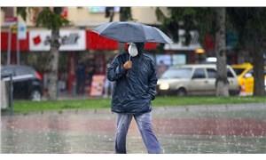 Meteoroloji'den gök gürültülü sağanak uyarısı