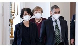 Merkel ile Uğur Şahin arasında 'aşı patenti' görüşmesi