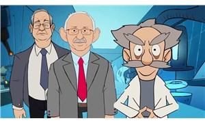 AKP'li vekil: Animasyonların devamı gelecek