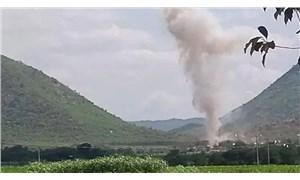 Hindistan'da kireç ocağında patlama: 10 ölü