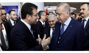 İmamoğlu'ndan Erdoğan'a yanıt: Soruşturma talep ediyorum